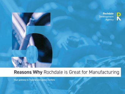 5 Reasons Why Rochdale Is Great For Manufacturing