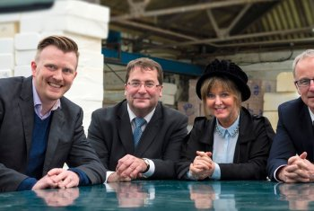 £700,000 investment at GNG Foam Converters brings new orders and job opportunities to Rochdale