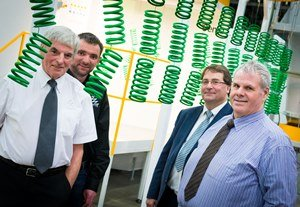 Rochdale company to collect £1.4m ticket to growth