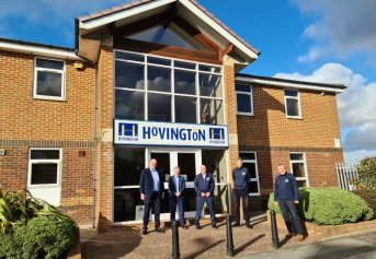Hovington announce management restructure on 40th anniversary