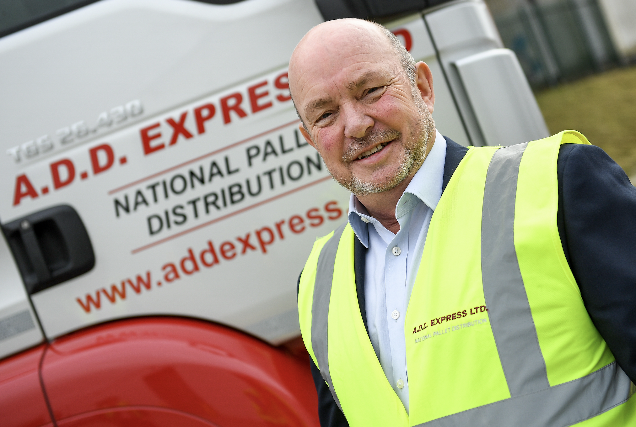 Image: Haulier appoints industry veteran to Rochdale site
