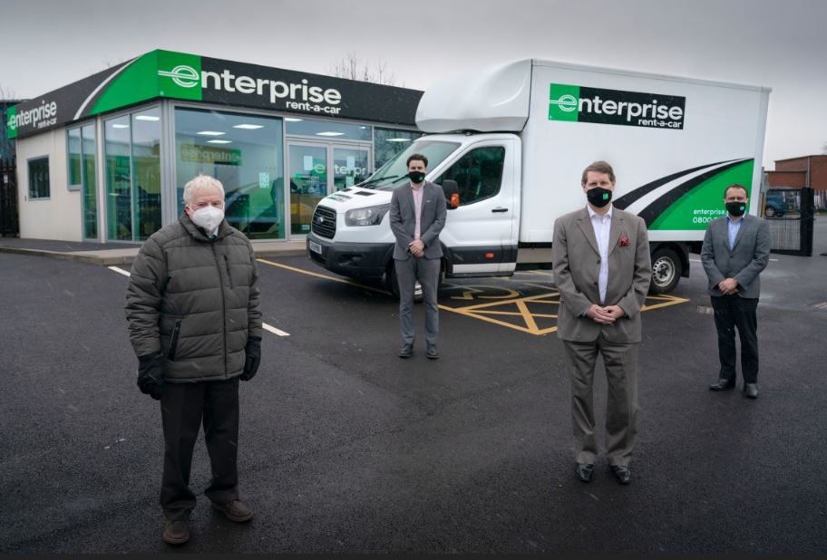 Image: Enterprise targets growth after securing New Rochdale Location