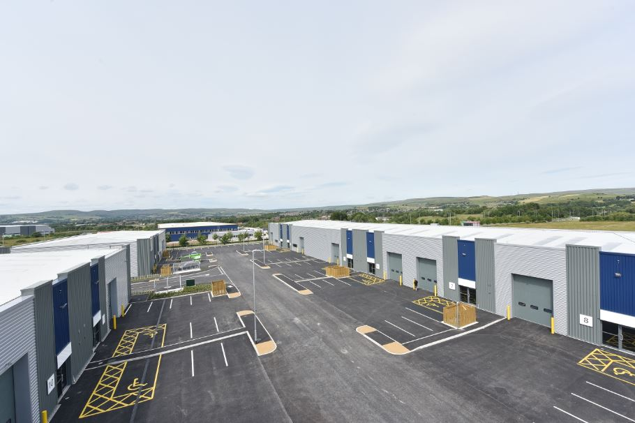 Image: Rochdale set for £20m of new industrial units