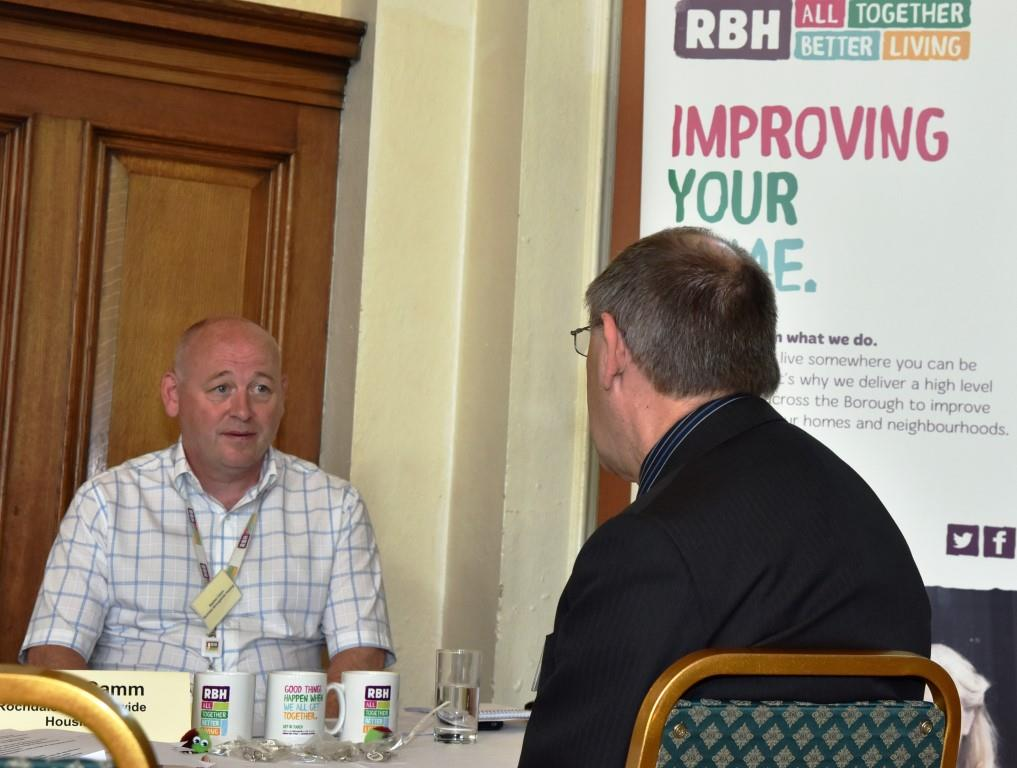 Image: First meet the buyer event boosts small business purchase power