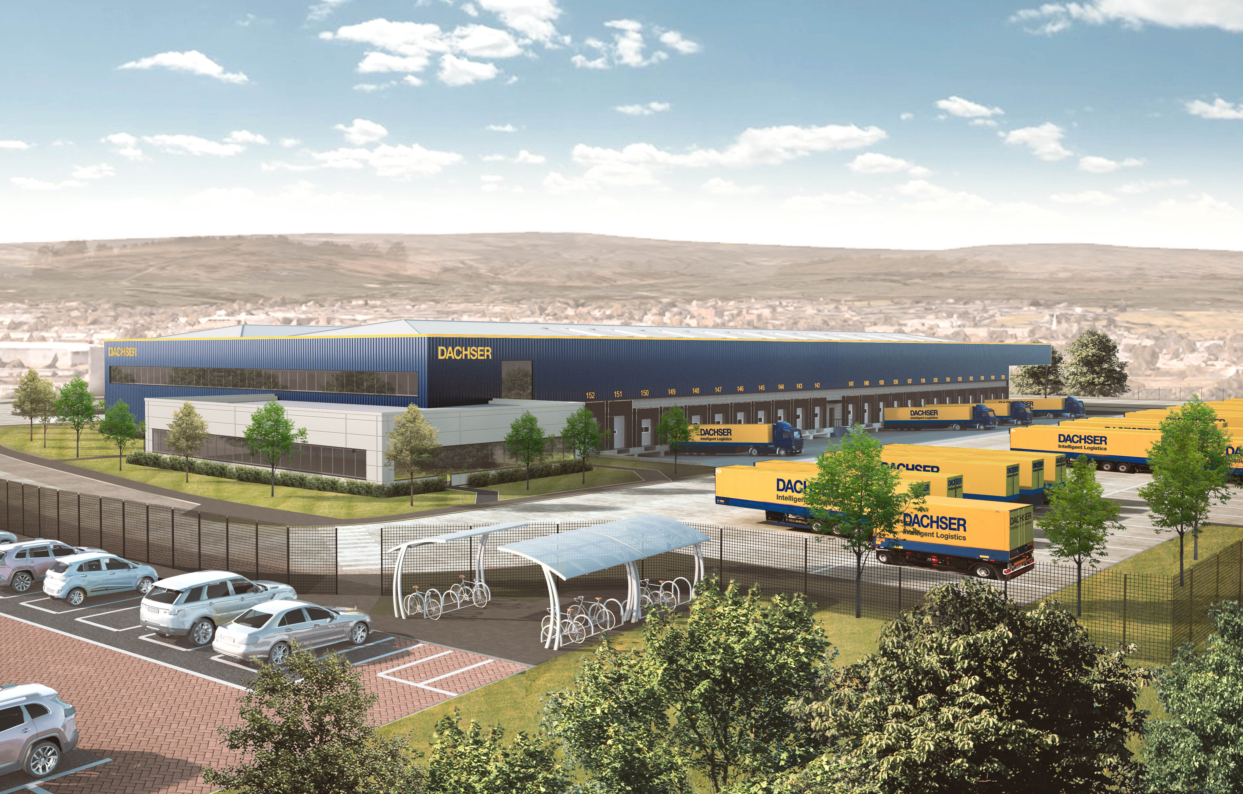 Image: DACHSER plan New Facility in Rochdale