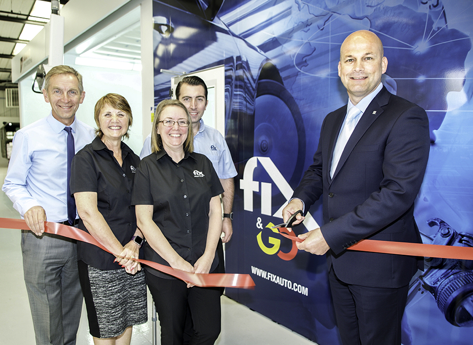 Image: FIX AUTO ROCHDALE OPENS FIX & GO EXPRESS REPAIR FACILITY