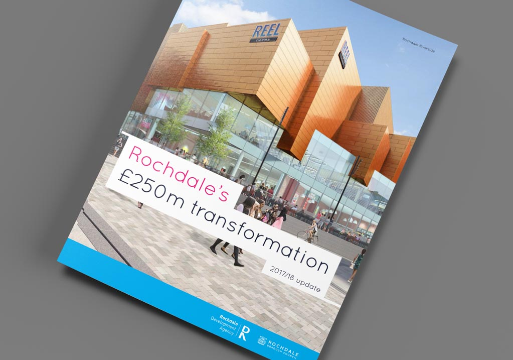 Image: The New Town Centre Leaflet