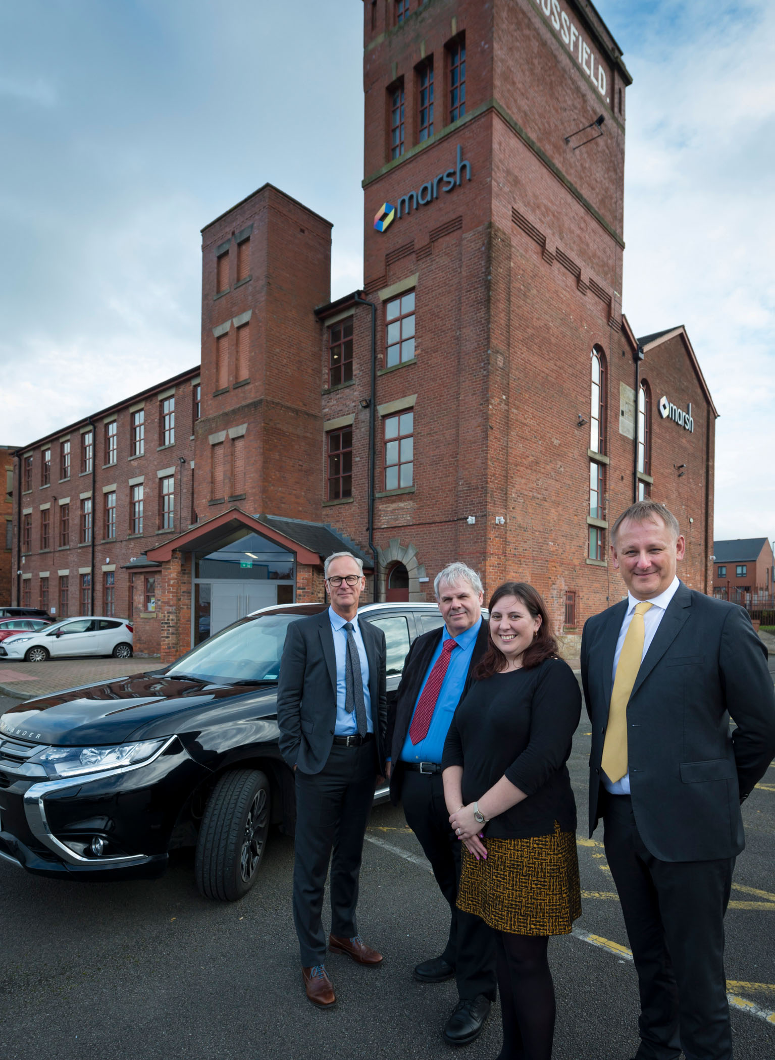 Image: Rochdale car finance company moves up a gear with ambitious expansion