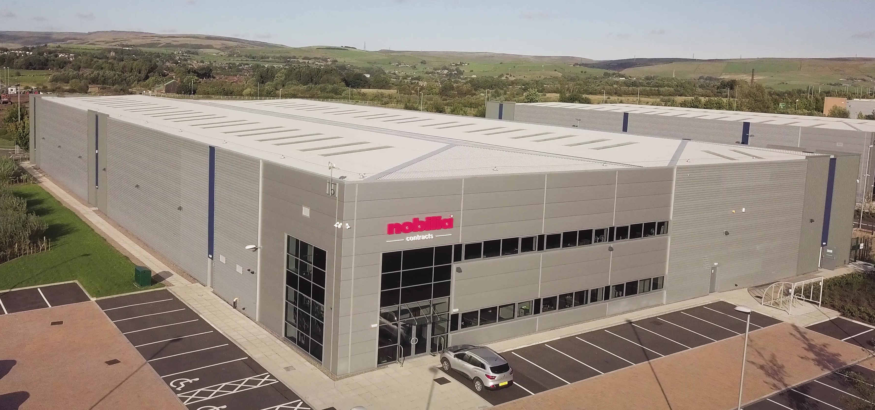 Image: Press release Nobilia GB takes 55,000 sq ft at Kingsway Business Park