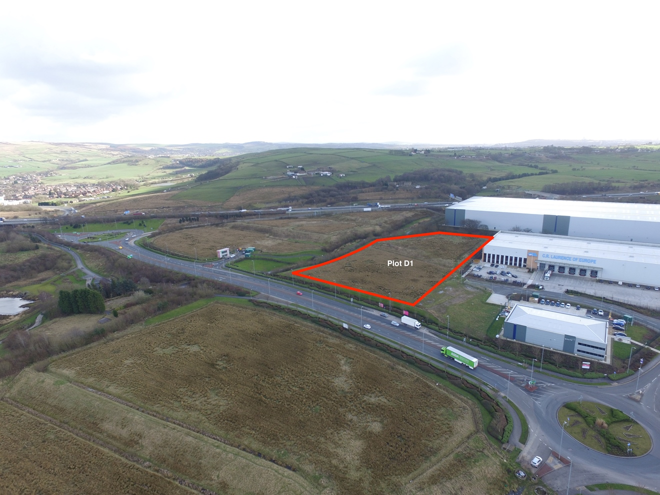 Image: Plans in for £6m expansion of Rochdale's Kingsway Business Park