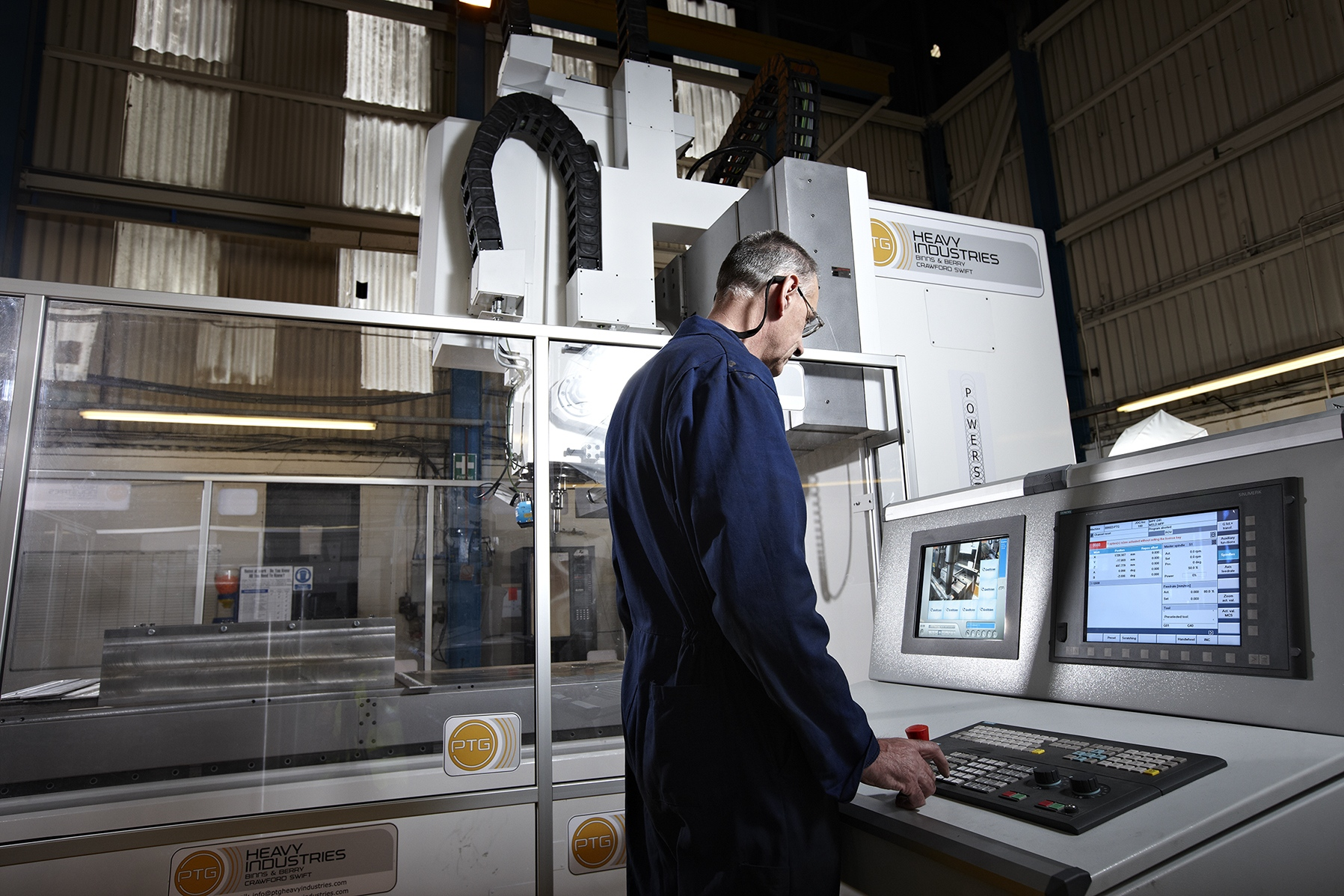 Image: FRICTION STIR WELDING RESEARCH SERVICES FROM PTG