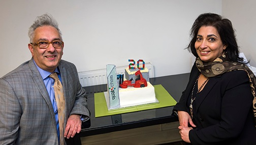Image: Quat-Chem Celebrates 20 Years in Business
