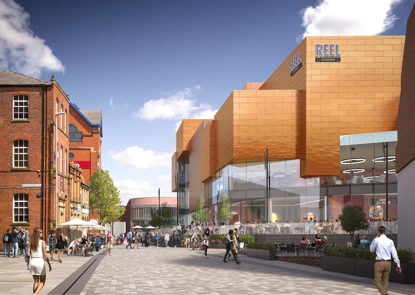 Image: Rochdale Riverside planning application submitted