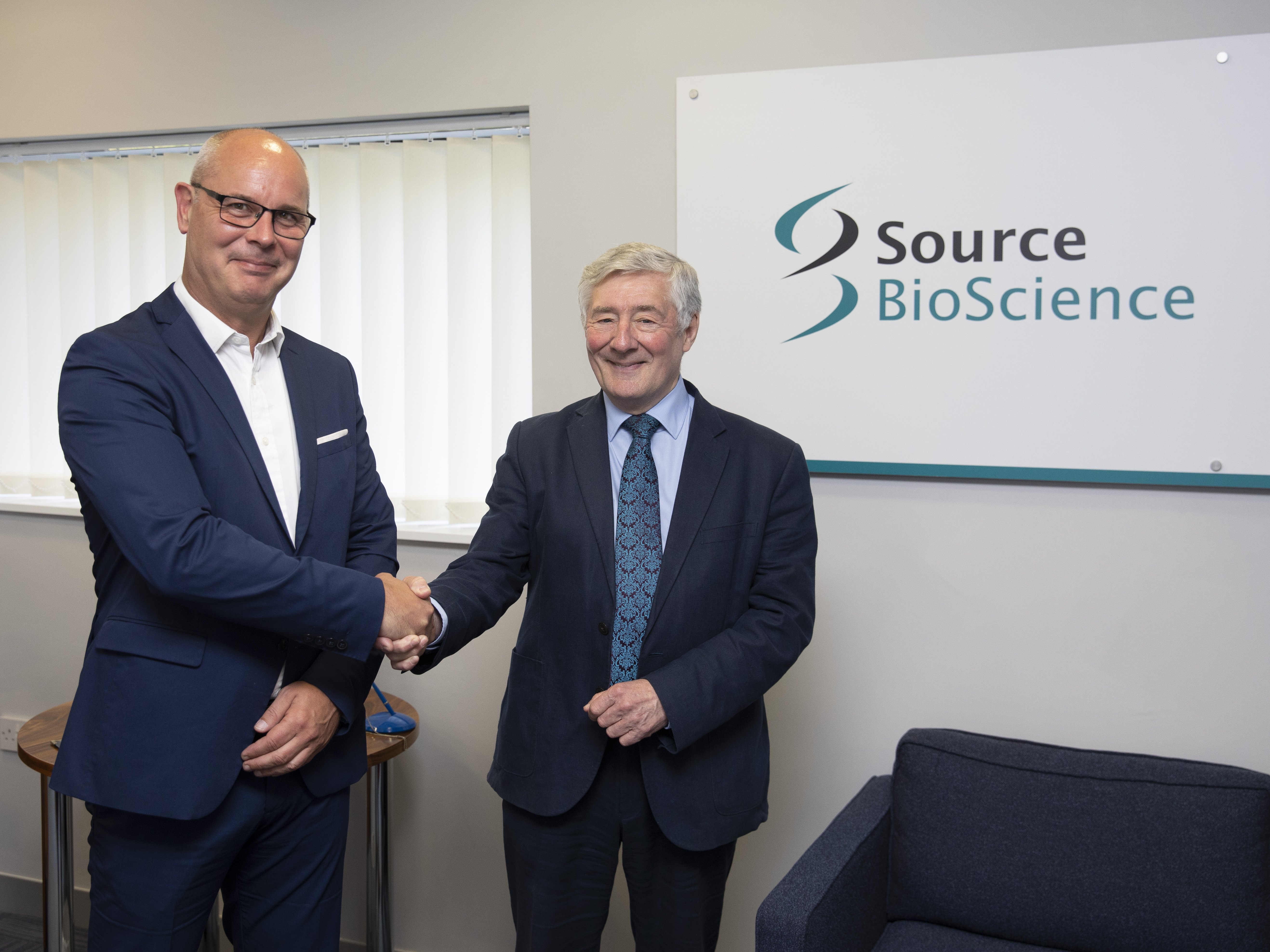 Image: Source BioScience announces investment in thriving Rochdale facility