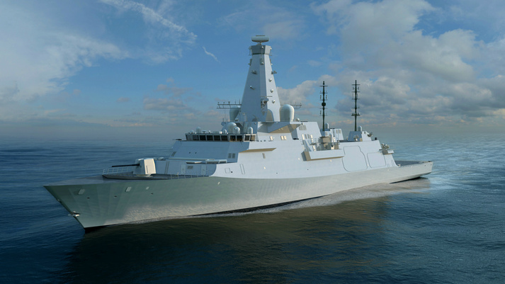 Image: Salt Separation Services awarded contract by BAE Systems