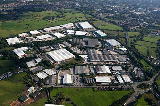 Image: Four companies take up space at Middleton industrial estate