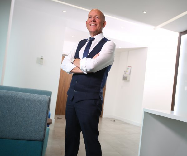 Image: Rochdale Business Man of the year's company has been awarded a £1.75 million contract