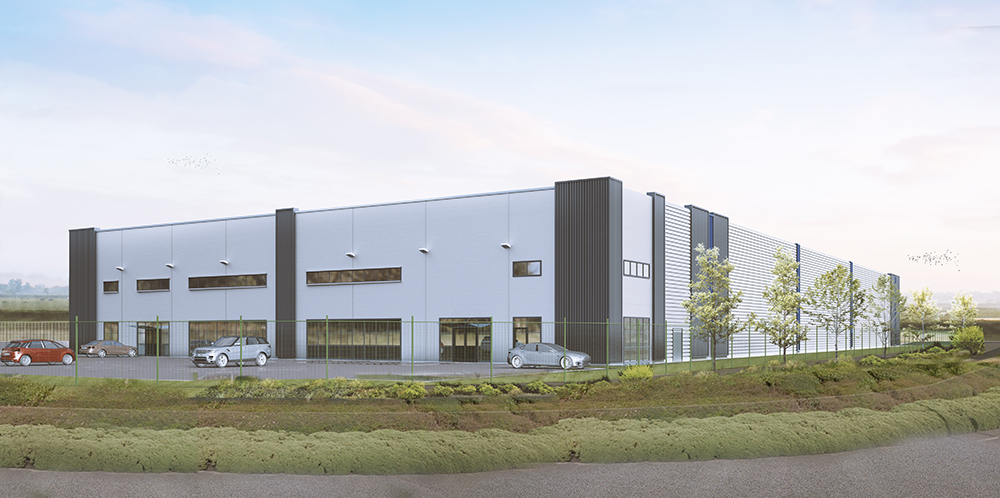 Image: Trade Mouldings creates new  75,000 sq ft distribution centre on six acre site
