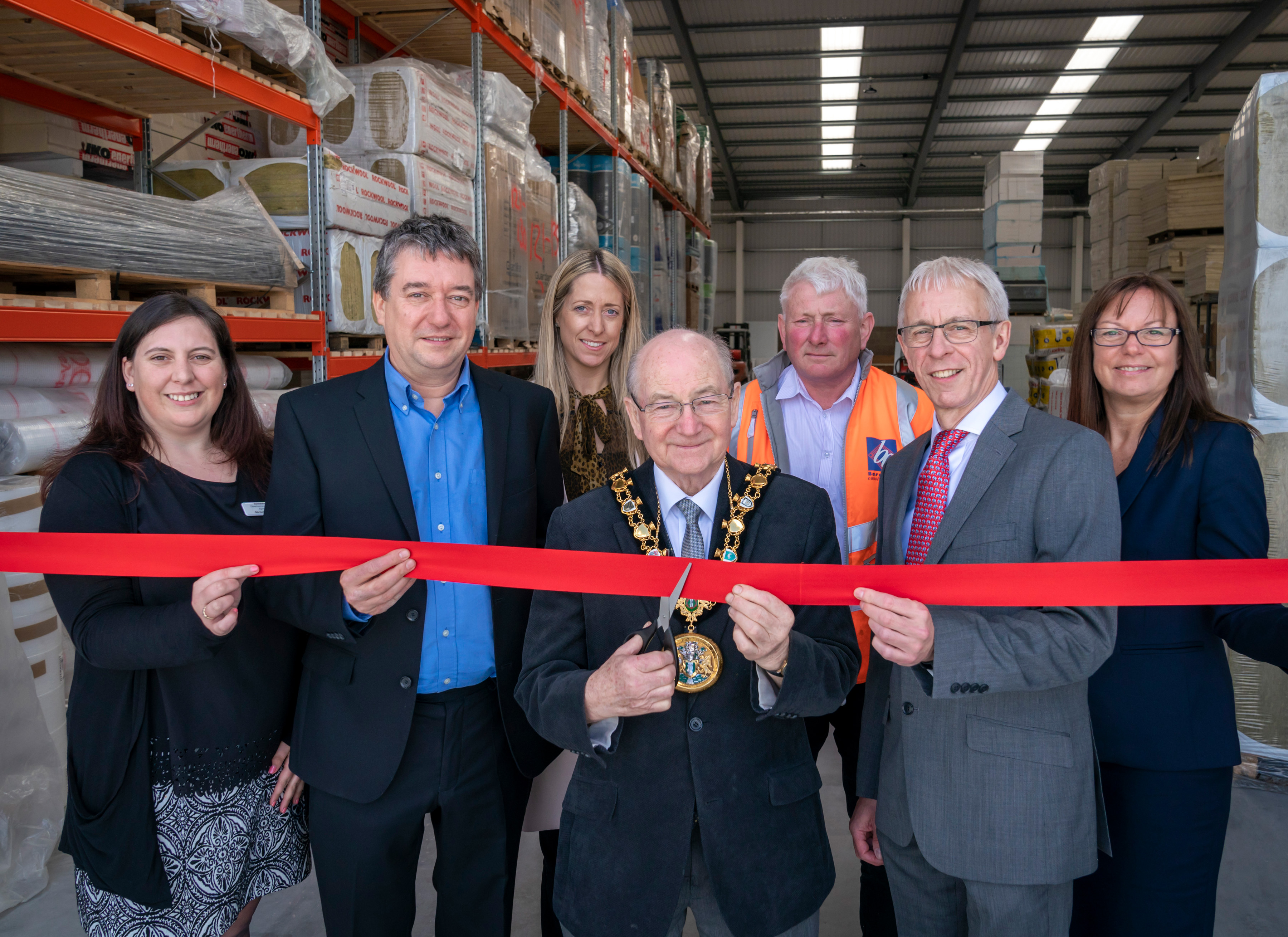 Image: Leading independent insulation supplier takes purpose-built unit at Crown Business Park