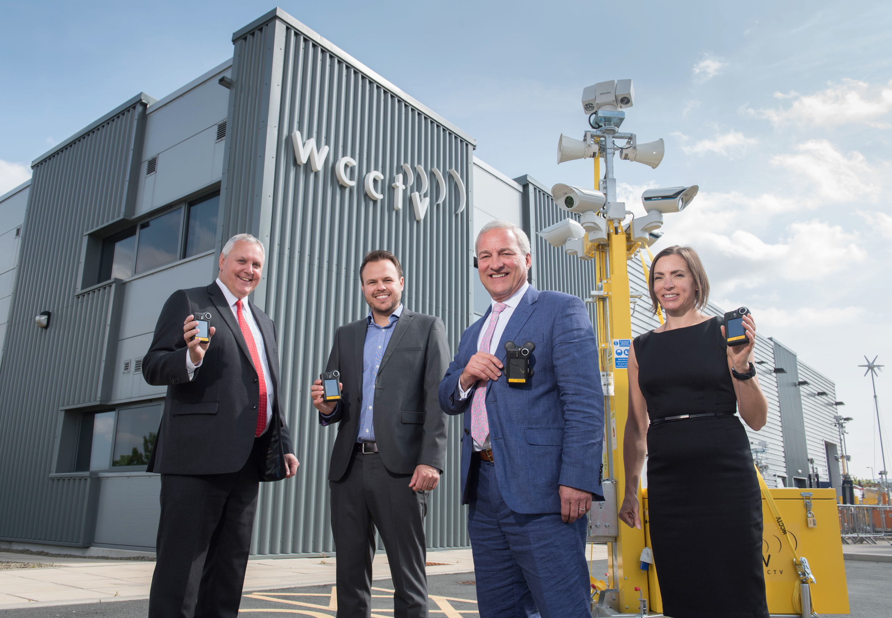 Image: WCCTV Sets Sights On Growth With HSBC Funding