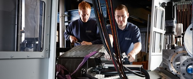 Image: £7m orders fuel Holroyd Precision growth