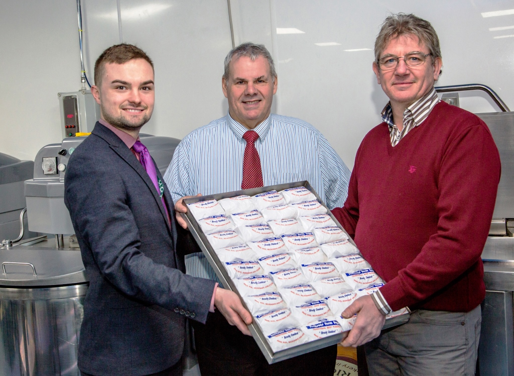 Image: Recipe for success: rag pudding firm steaming ahead