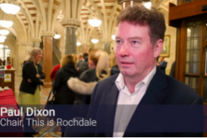 Paul Dixon, Chair, This is Rochdale